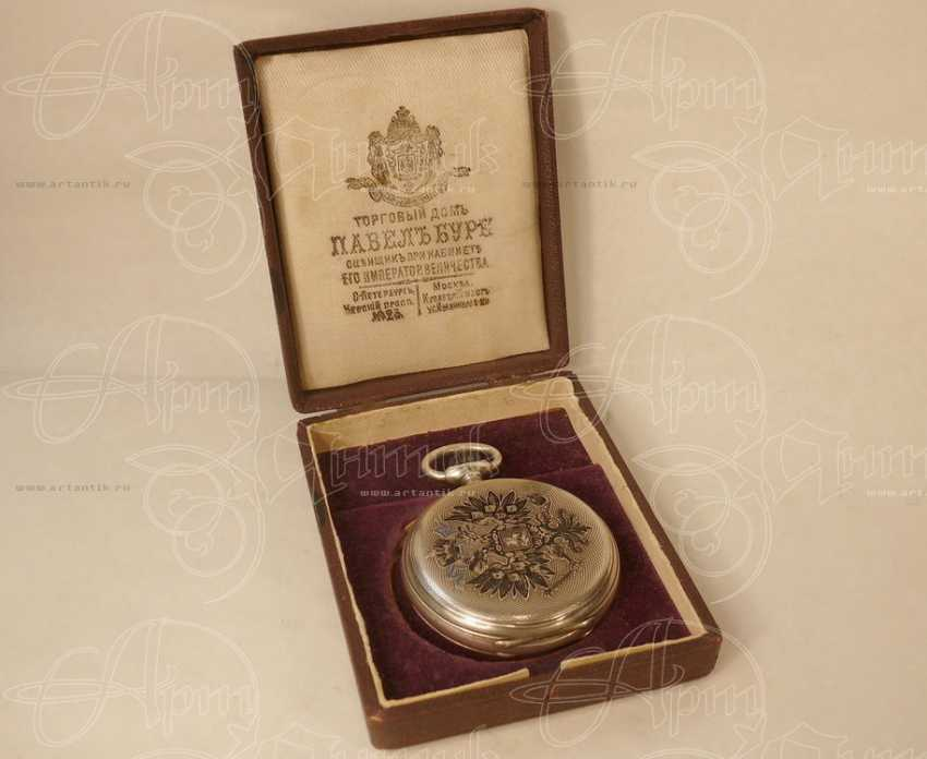 Pocket watch Pavel Bure - photo 1