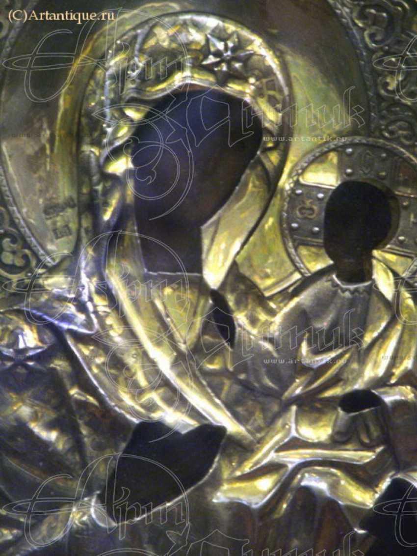 """Икона """"Иверская Пресвятая Богородица"""" - фото 2"""