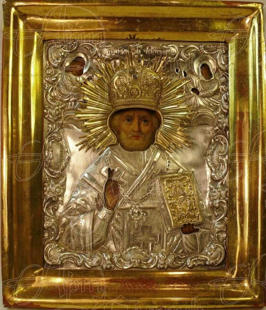 "The Icon Of ""SV. Nikolay Chudotvorets"" in Kyoto - photo 1"