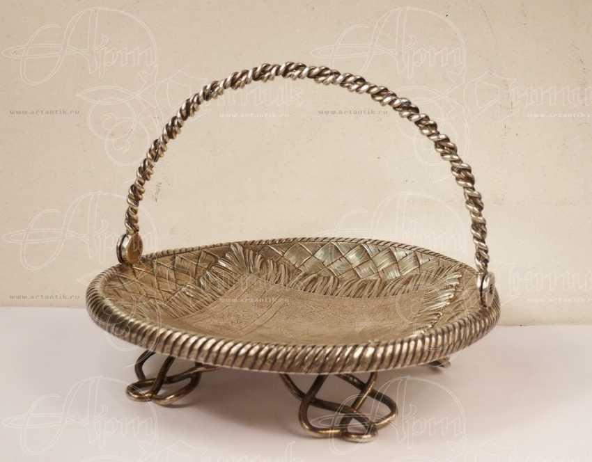 "Vase Caviar ""Napkin"" - photo 1"