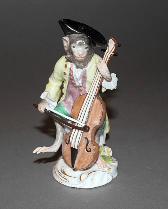 Meissen, Germany, 1765 - the year, model, I. I. Kendler - photo 1