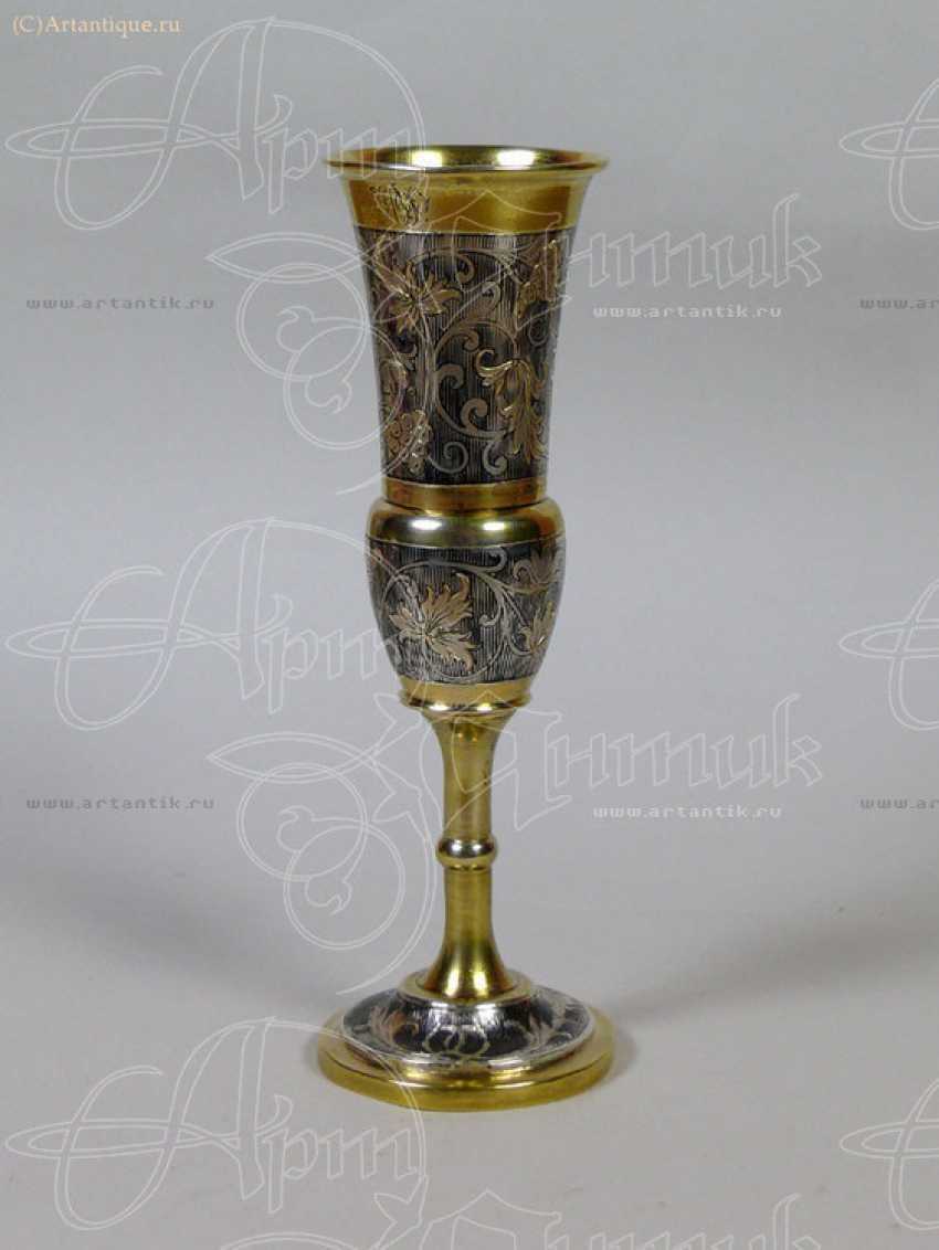Glass monogram - photo 1