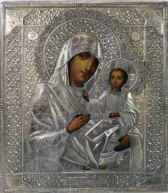 """Icon """"Iver Heilige Mutter Gottes"""" im Gehalt - Foto 1"""