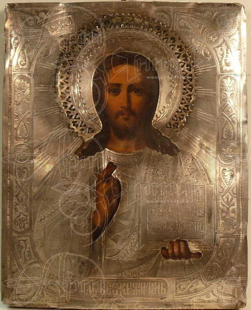 """Icon """"Christ Pantocrator"""" in salary - photo 1"""