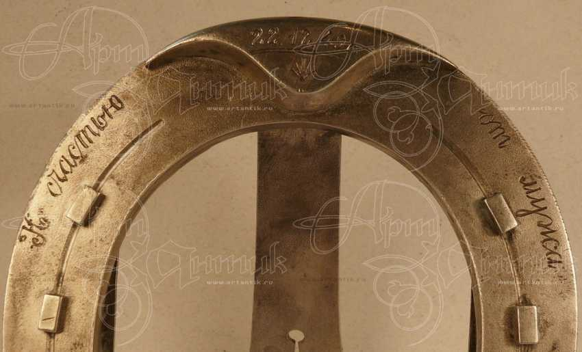"""Frame for photo """"Horseshoe"""" - photo 4"""