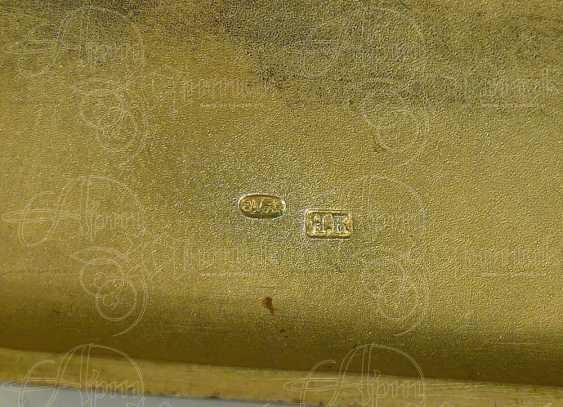 """Cigarette case monogrammed """"KK"""" - photo 6"""