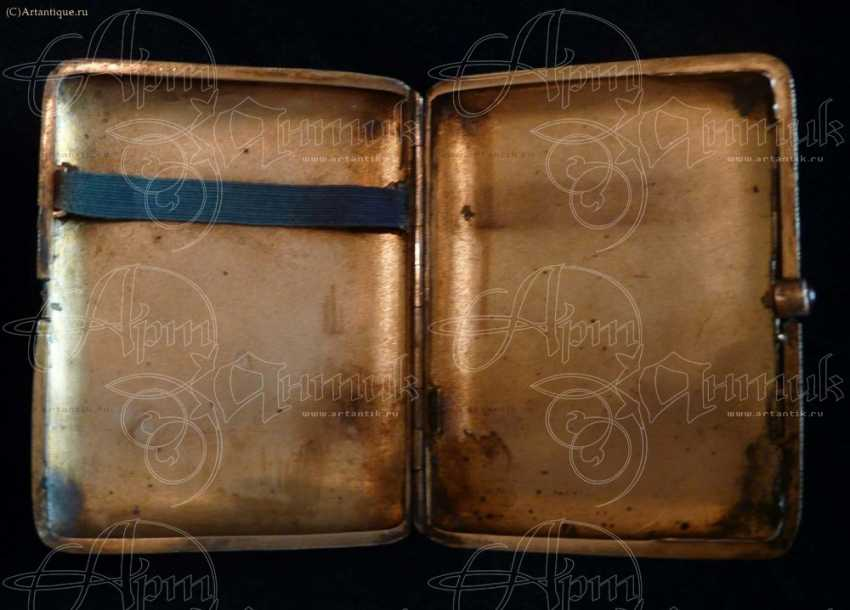 Cigarette case - photo 2