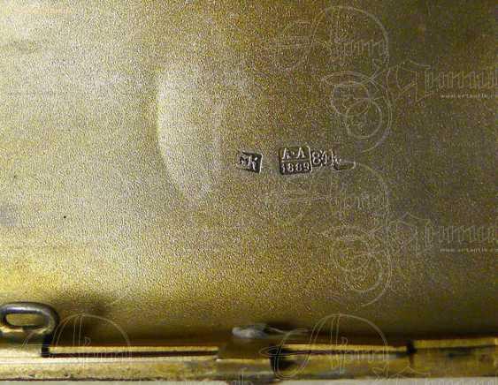 """Cigarette case women's """"Troika"""" - photo 3"""