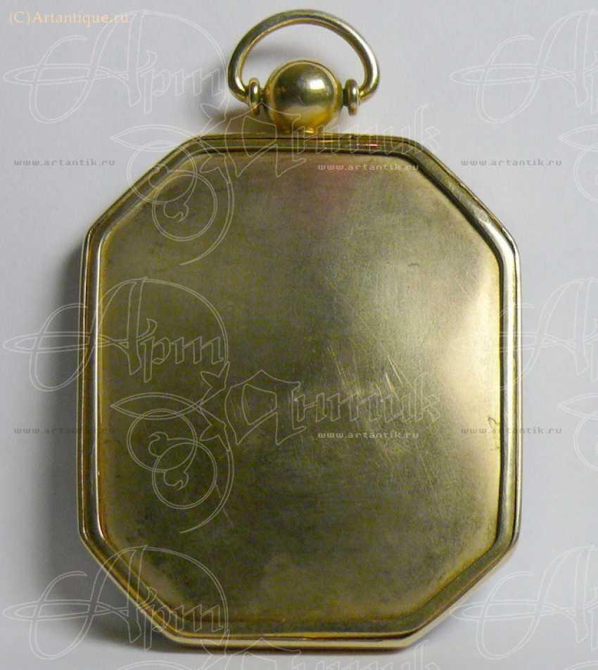 """Medallion """"Portrait Of Kutuzov"""" - photo 2"""