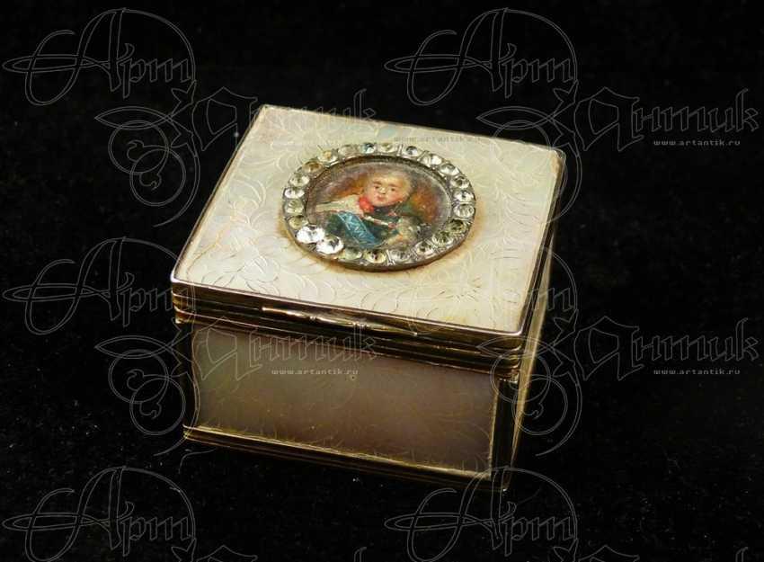 "Box ""Alexander I"" - photo 1"