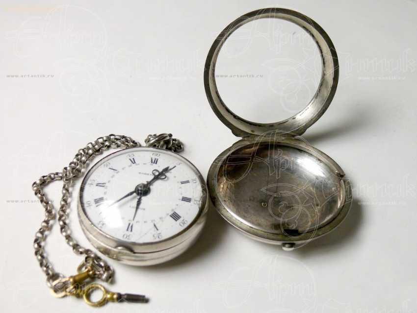 "Pocket watch ""Moreton"" - photo 2"