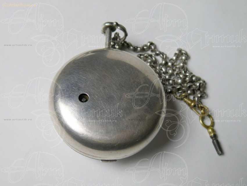 "Pocket watch ""Moreton"" - photo 3"