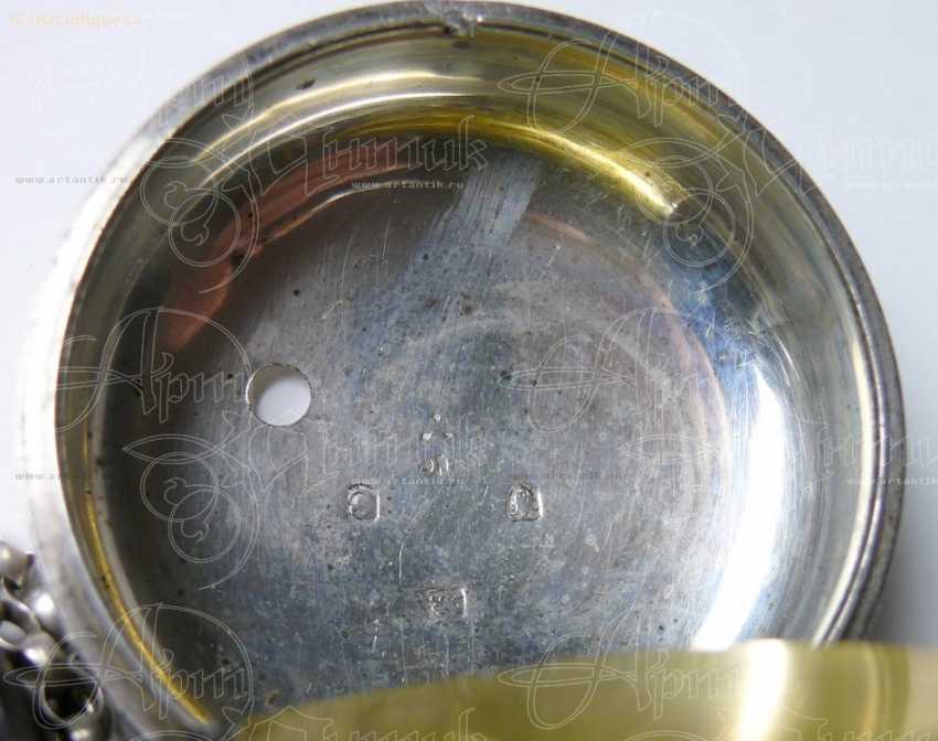 "Pocket watch ""Moreton"" - photo 7"