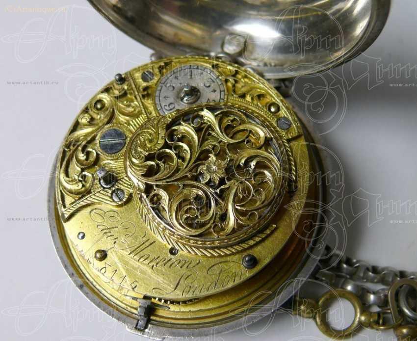 "Pocket watch ""Moreton"" - photo 8"
