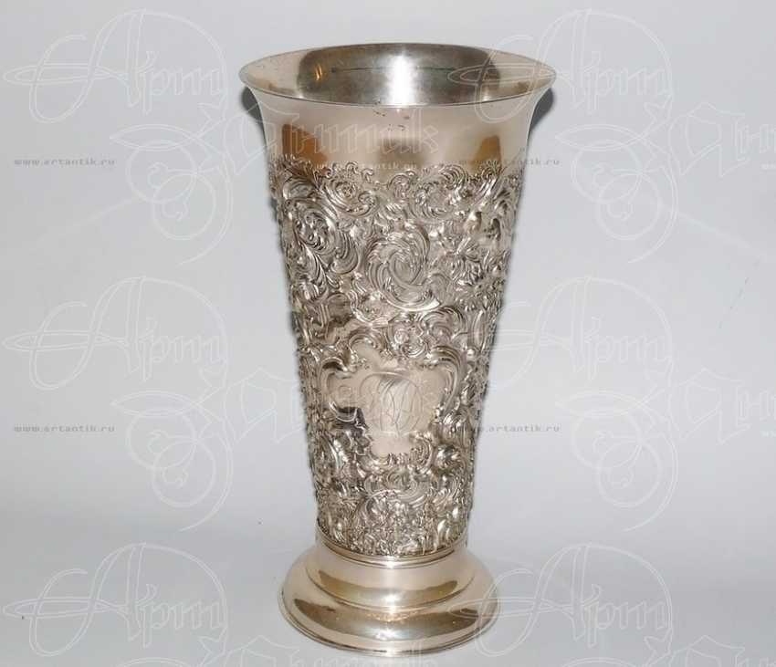 "Cup ""Putti among flowers"" - photo 1"