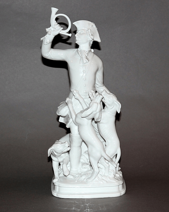 Meissen, Germany, 1971, sculptor A. struck - photo 1