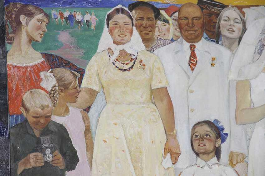 """""""Hochzeit"""". N. Slipchenko - Foto 2"""