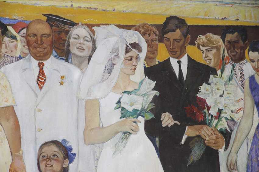 """""""Hochzeit"""". N. Slipchenko - Foto 3"""