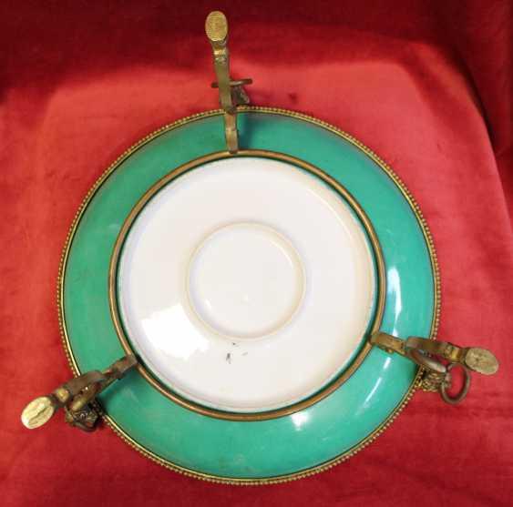 Plate-a porcelain fruit bowls, XIX century - photo 5