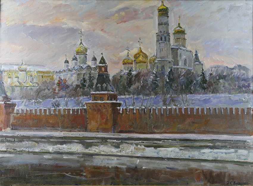 """The Kremlin - cathedrals"". E. Veidemanis - photo 1"