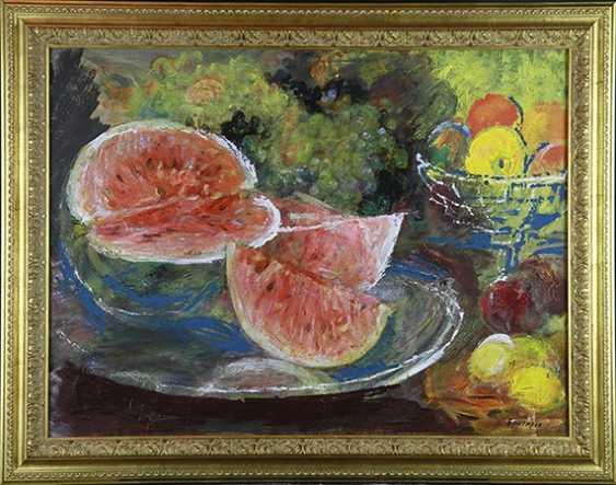 """""""Stillleben mit Wassermelone"""", A. Bändern - Foto 2"""
