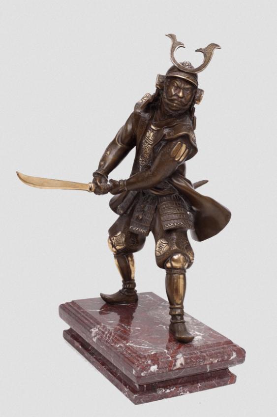 """The Katib Mamedov """"Striker samurai"""" - photo 1"""