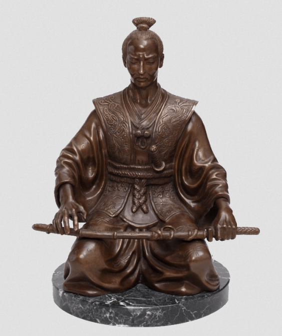 "The Katib Mamedov Samurai. ""The apprentice"" - photo 1"