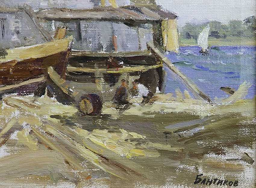 """Building boats"", A. Bows - photo 3"