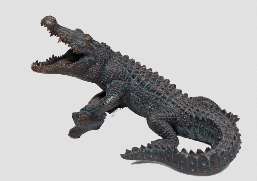 """The Katib Mamedov """"Crocodile"""" - photo 1"""