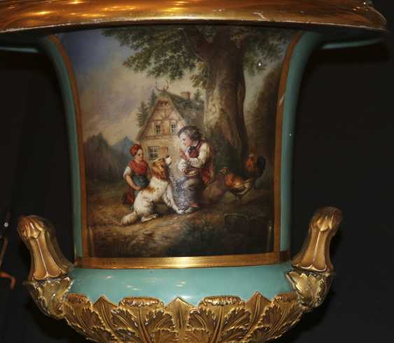 Vase. 1862. The Imperial porcelain factory - photo 2
