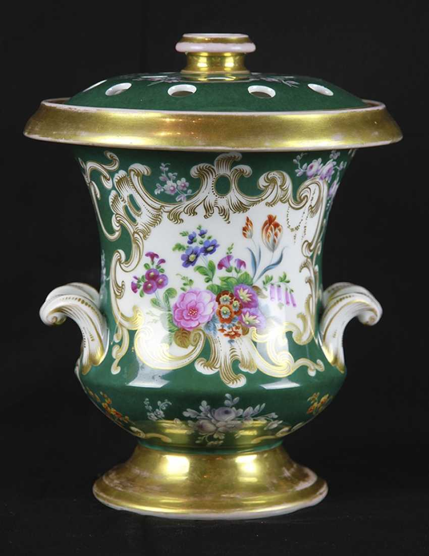 Vase for flowers. The Popov Factory - photo 1