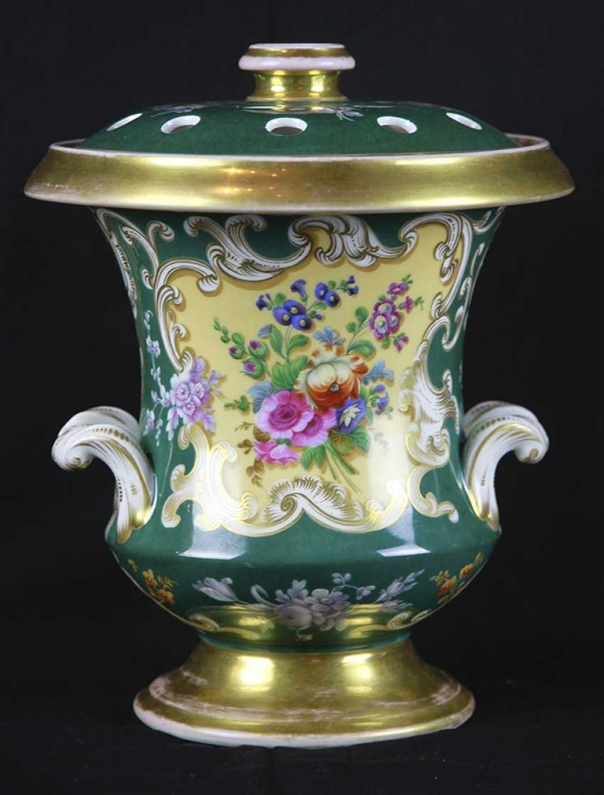 Vase for flowers. The Popov Factory - photo 2