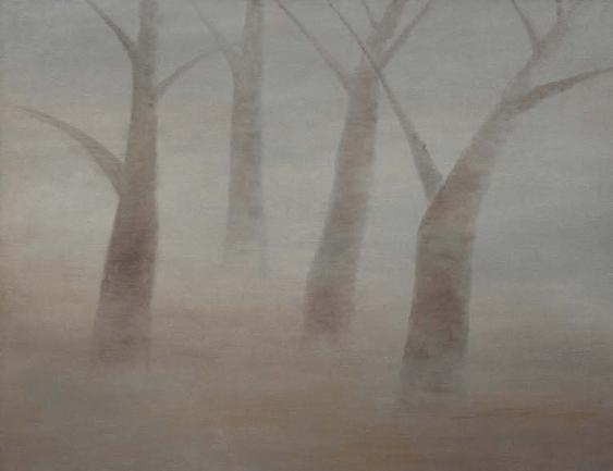 """Ashot Kirakosyan, """"Beech forest"""". - photo 1"""