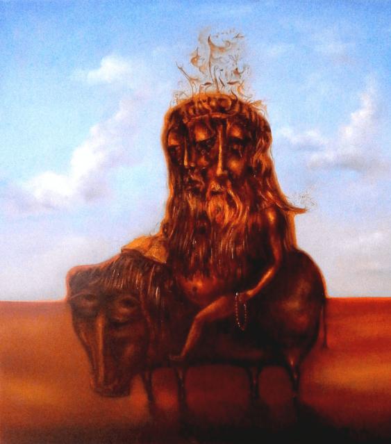 """Costas Arimidex """"Pilgrim"""" - photo 1"""