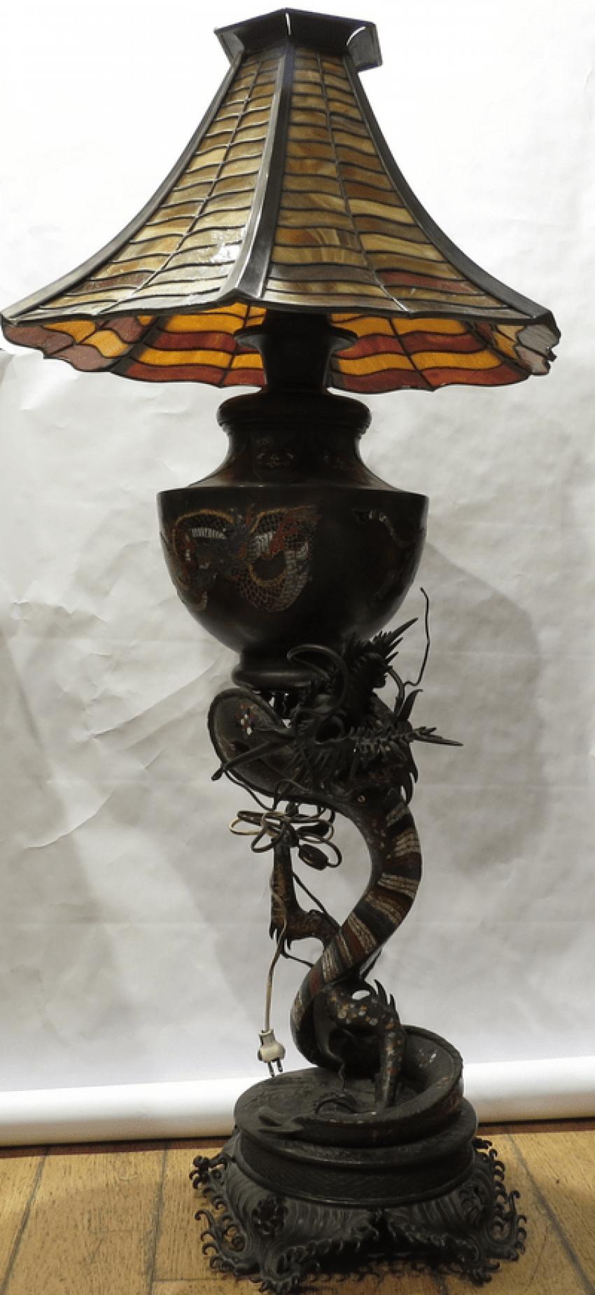 Outdoor лампа18 century - photo 1