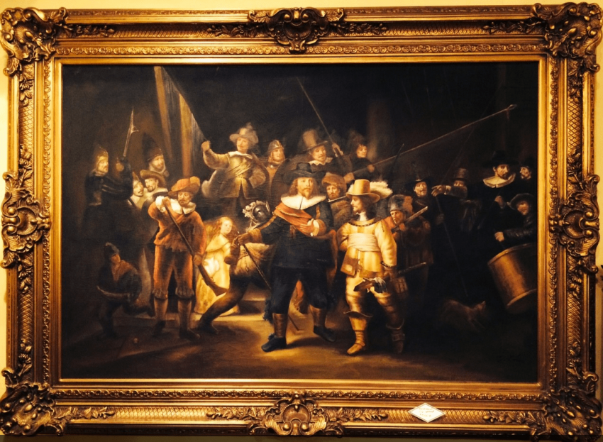 """The painting """"the Night watch"""" - photo 1"""