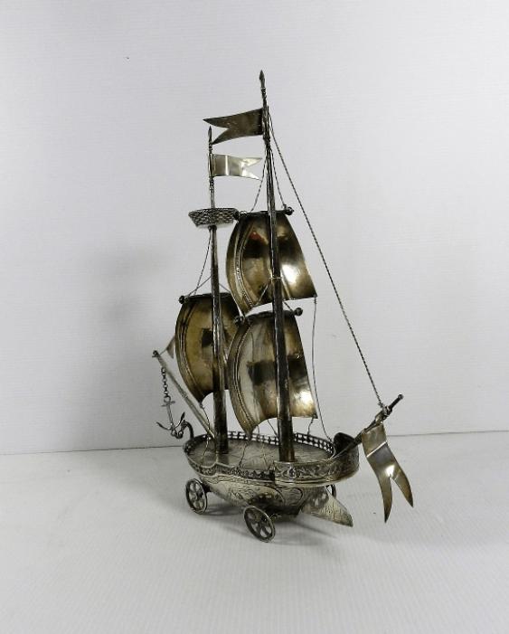 The ship Belgium, XIX century. - photo 2