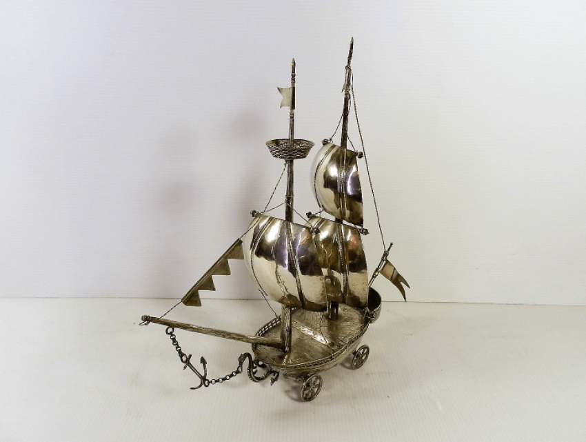 The ship Belgium, XIX century. - photo 4
