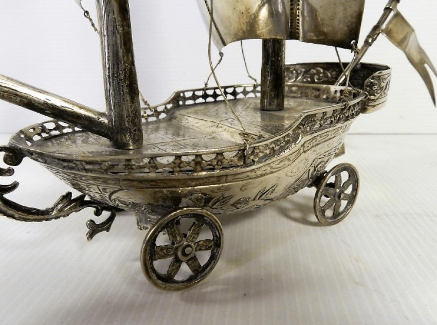 The ship Belgium, XIX century. - photo 5