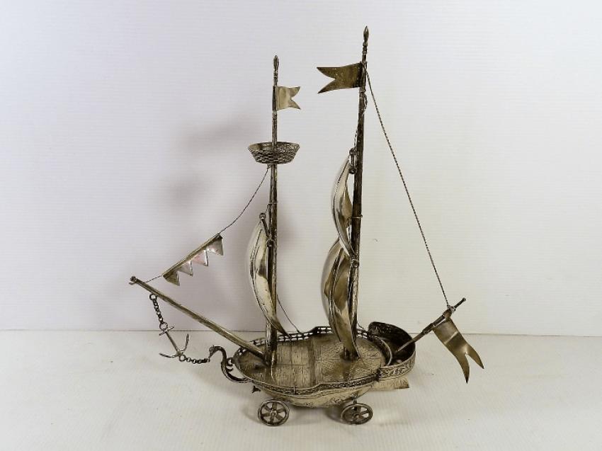 The ship Belgium, XIX century. - photo 1