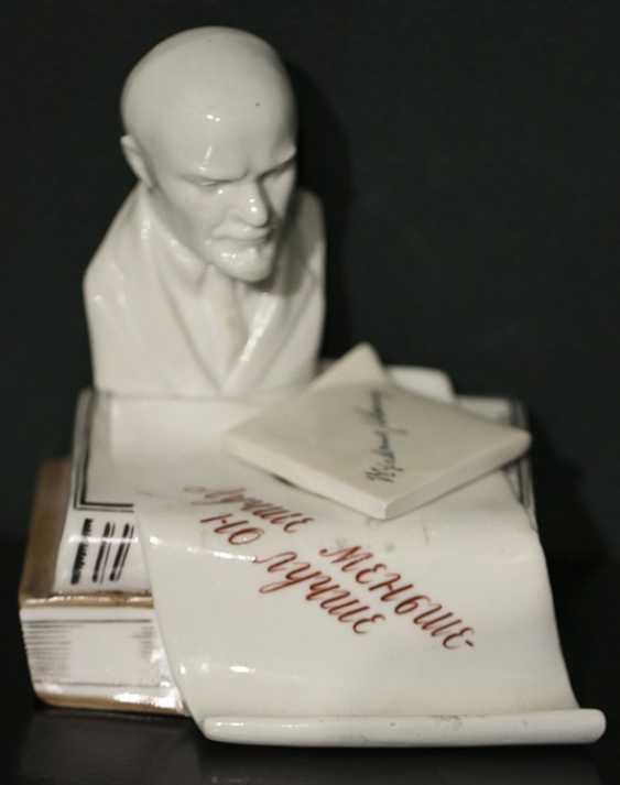 "Inkwell ""Lenin's Bust"", N.Danko - photo 1"