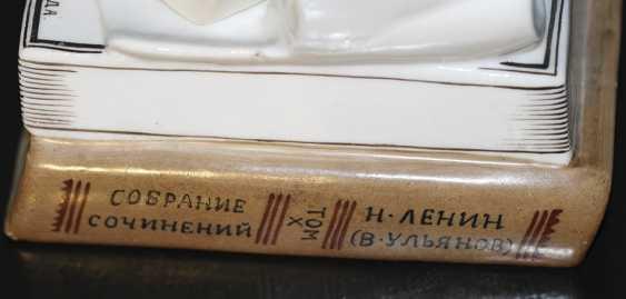 "Inkwell ""Lenin's Bust"", N.Danko - photo 4"