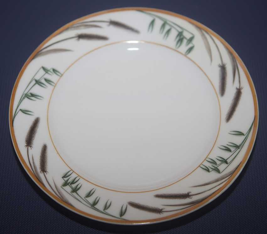 """Assiette """"les Roseaux"""", est-à-dire de Cordes, 1919 - photo 1"""