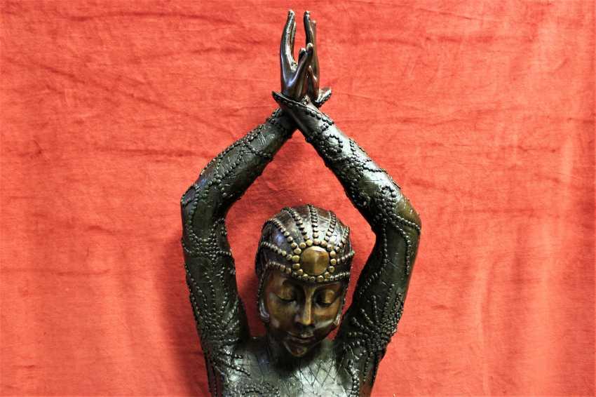 "The sculpture ""Dancer"", the twentieth century - photo 2"