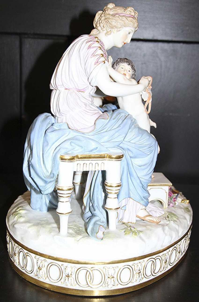 Pair of sculpture (figurine), meißen - photo 2