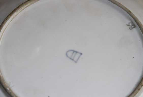 A plate of miniature, 1785, Royal Vienna manufactory - photo 2
