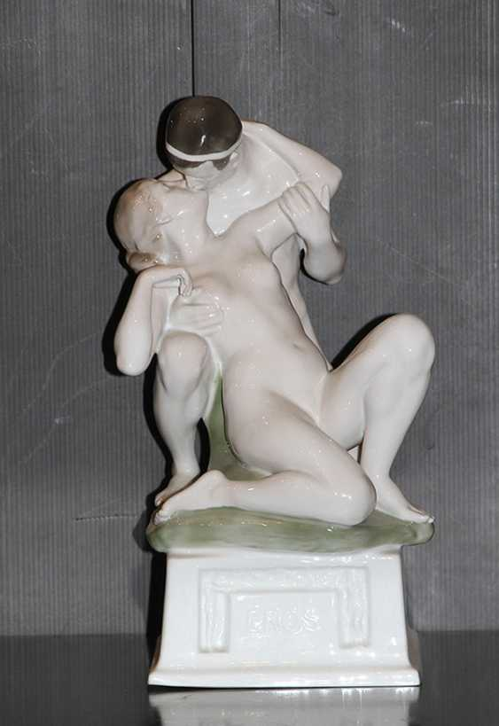 "Sculpture (statue) ""Eros"", Rosenthal - photo 1"