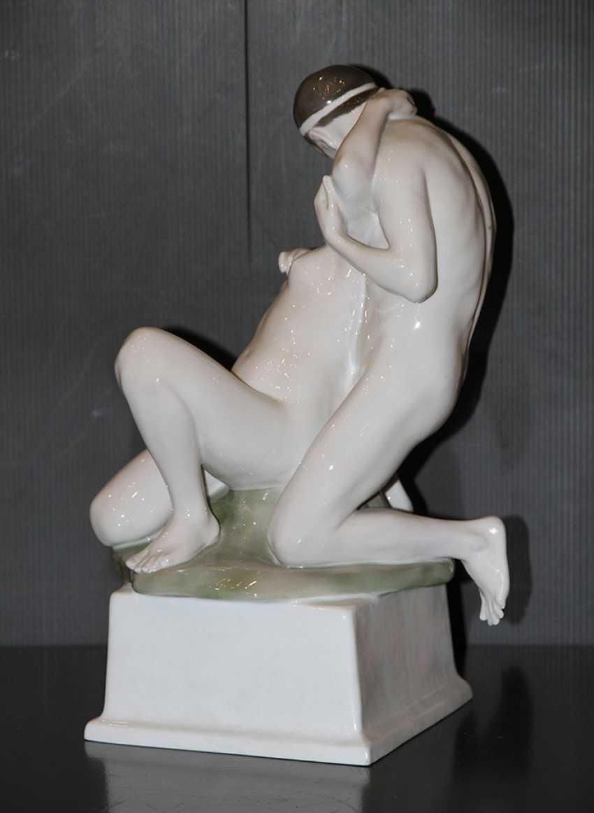 "Sculpture (statue) ""Eros"", Rosenthal - photo 2"