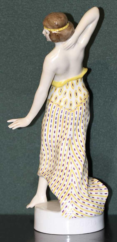 "Sculpture (statue) ""Dancing girl"", Rosenthal - photo 2"