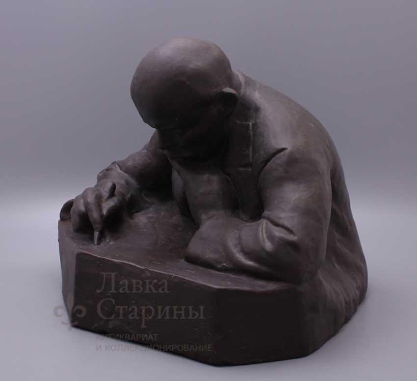 "Sculpture ""Lenin"" - photo 3"